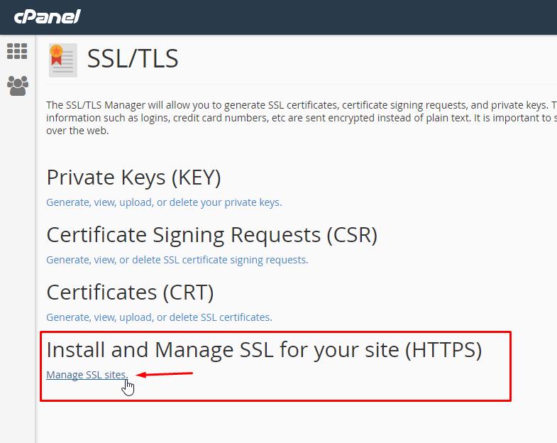 SSL Installation Guide on cPanel Server